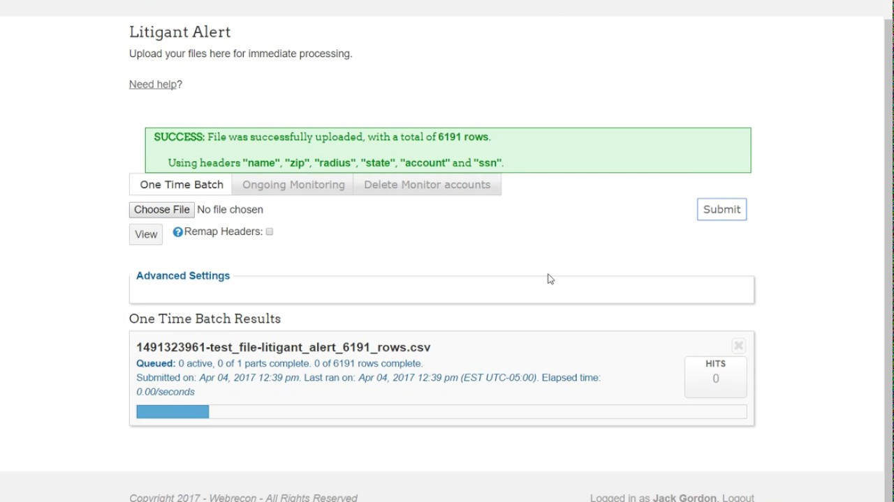 ActiveBatch Alert and Monitoring Capabilities by Advanced