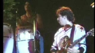 Santana live She