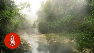 The Amazon Boiling River