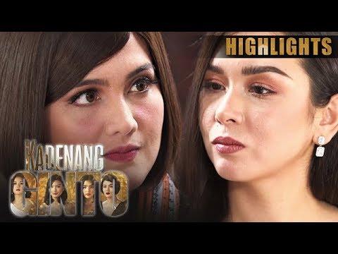 Romina, ipinamukha kay Daniela ang kanyang karapatan sa mansyon | Kadenang Ginto (With Eng Subs)