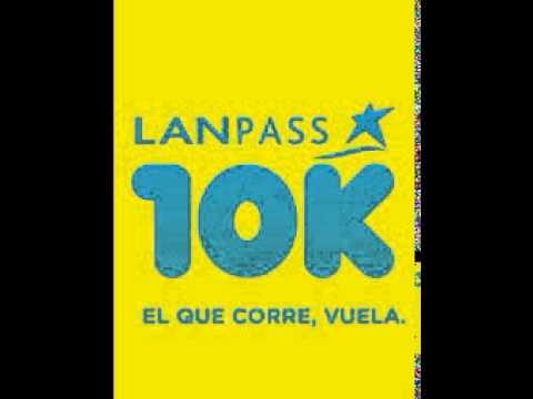 LAN PASS 10 K BS.AS. DANIEL ZELMAN CON MARIO CAIRA
