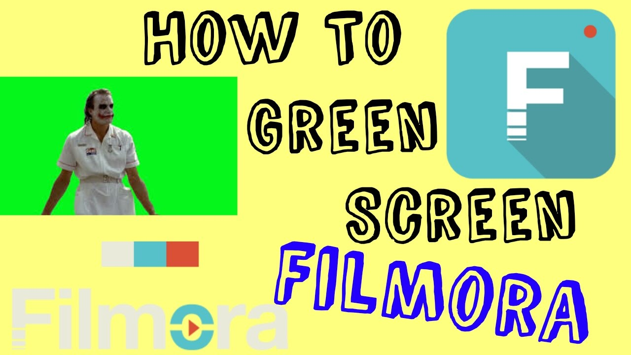 Download How to make a Green Screen video in Hindi | Wondershare Filmora | Easy Method | Tech Machine