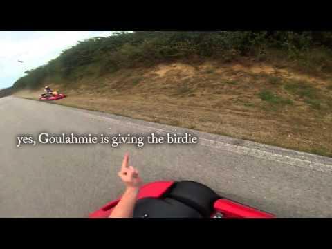 Kartodrom Catalunya - Go Karting in Barcelona (Hero GoPro 3 Black)