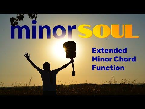 Soulful Minor Chords - Extended Shapes, Reharmonization \u0026 Modulation