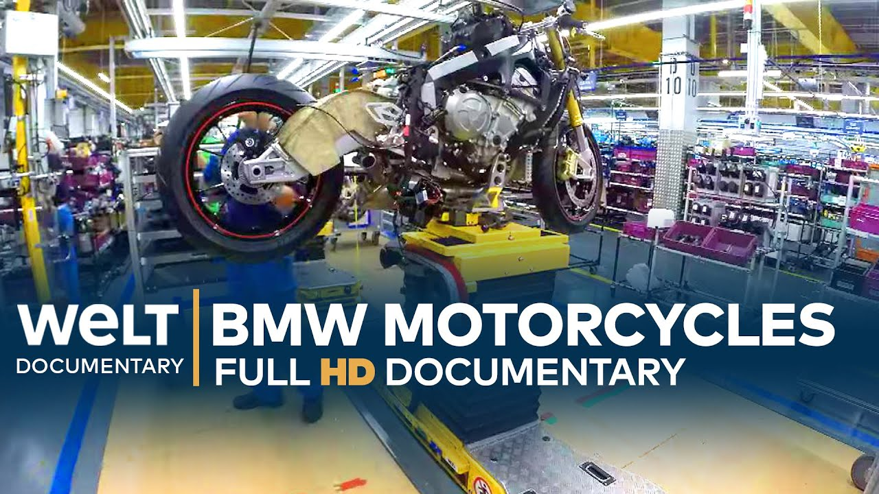 BMW Motorcycles – Worlds Biggest Motorbike Factory | Full Documentary
