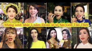 Lô tô show: các thành viên Đoàn lô tô Sài Gòn Tân Thời nói gì trong ngày sinh nhật?