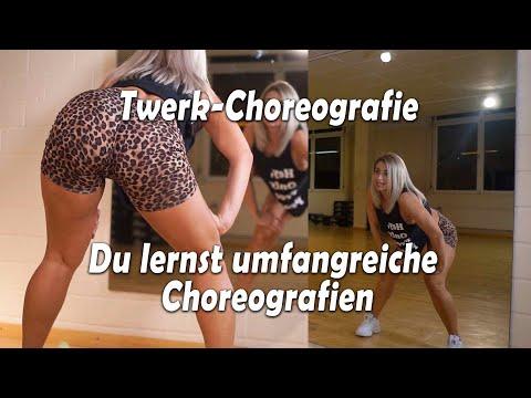 Twerk Choreo - Einblick in den Twerxout Kurs von Rimma Banina