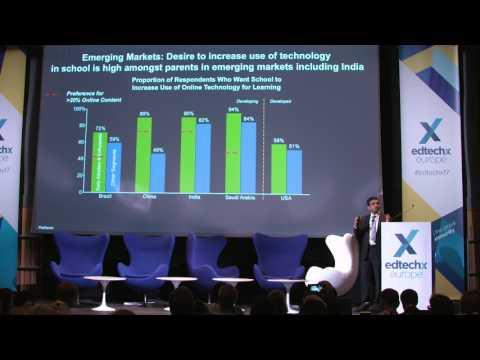 EdTechxEurope Keynote -  Opportunities in EdTech