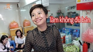 Xao xuyến bởi ánh nhìn cùng thịt xiên nướng Bà Ngà gây nghiện ở Hà Nội #hnp