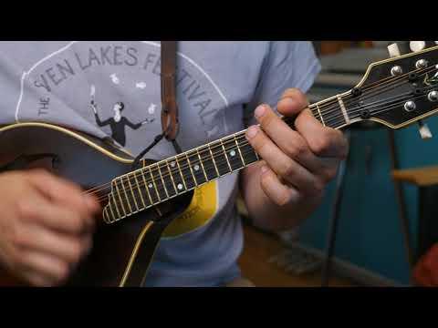 Old Joe Clark (Simple To Complex) - Mandolin Lesson