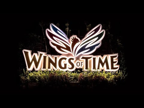 Wings of Time - Sentosa Island, Singapore 2016
