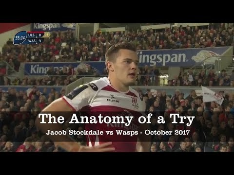 Anatomy of a Try - Stockdale vs Wasps October 2017
