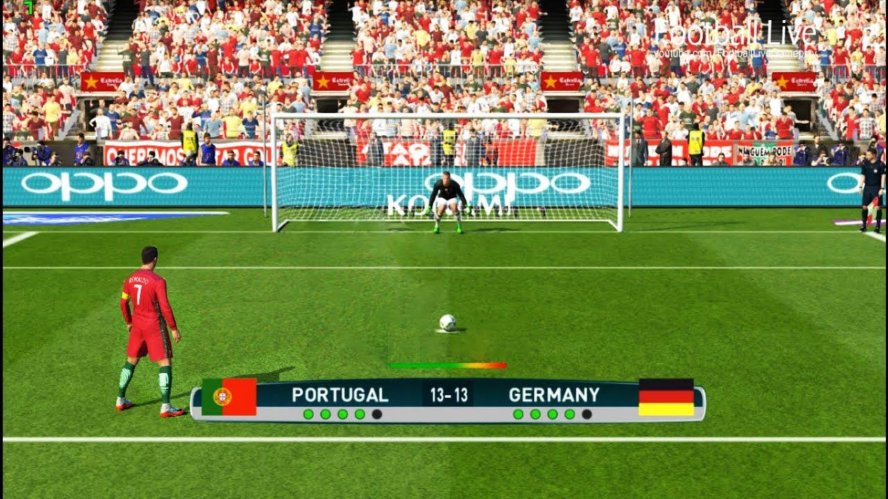 Deutschland Vs Portugal