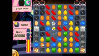 Candy Crush Saga: Level 223 (No Boosters) iPad 4