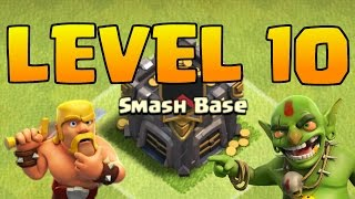 Clash of Clans - We did it we are now a level 10 clan - The War That Earned It