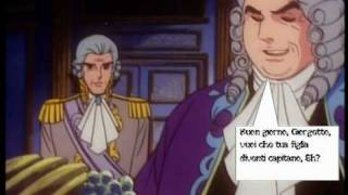 Lady Oscar episodio 1 italiano (dialoghi di woodypeck88)  comico parodia