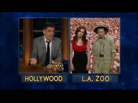 Craig Ferguson 2/15/12C Late Late Show sketch XD
