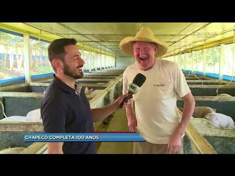 Chapecó: maior cidade do estado completa 100 anos