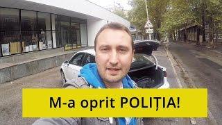 7 reguli pe care trebuie să le știi când ești oprit de Poliția Rutieră (R. Moldova)