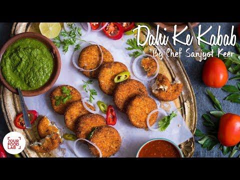 Dahi Ke Kebab Recipe | दही के कबाब | Chef Sanjyot Keer