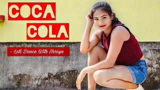 Download Luka Chuppi : COCA COLA TU SONG | Neha Kakkar| Tony Kakkar | Let's Dance With Shreya Mp3 and Videos