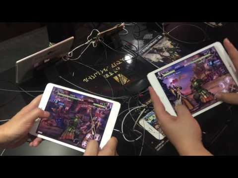 TGS 2016: Dynasty Warriors Mobile