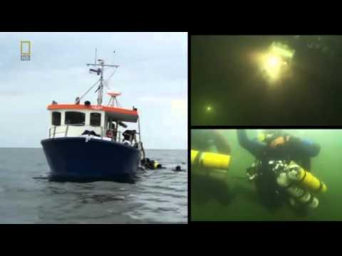 German U-745 submarine found gulf of Finland.