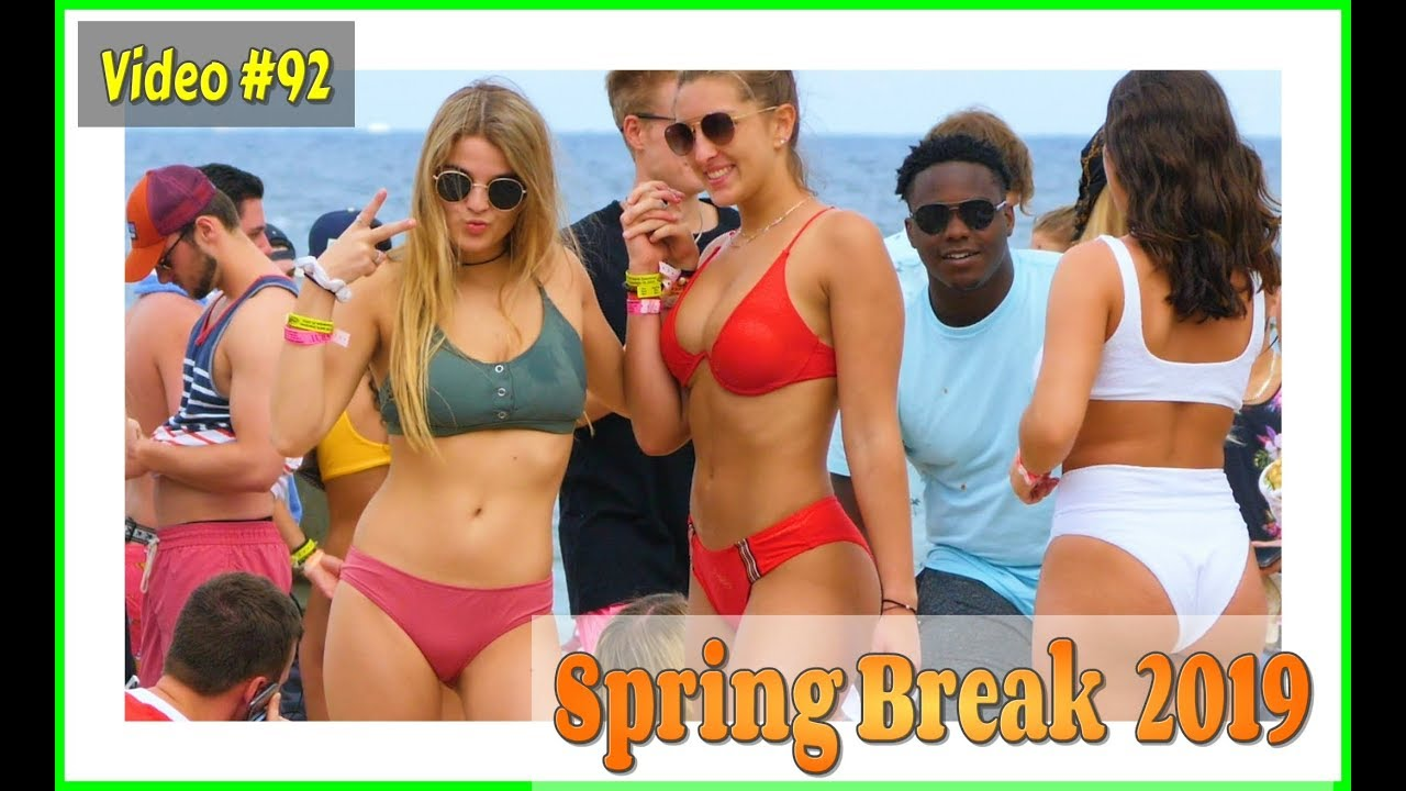 Spring Break Video
