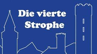 Mein Ravensburg - Rutenfest: Heimatlied - die historische vierte strophe