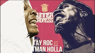 HITMAN HOLLA VS NU JERZEY TWORK POSSIBILITIES AND THOUGHTS