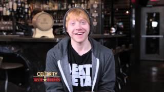 Rupert Grint Interview Promo