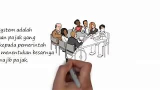 sistem pemungutan dan alur administrasi perpajakan di Indonesia