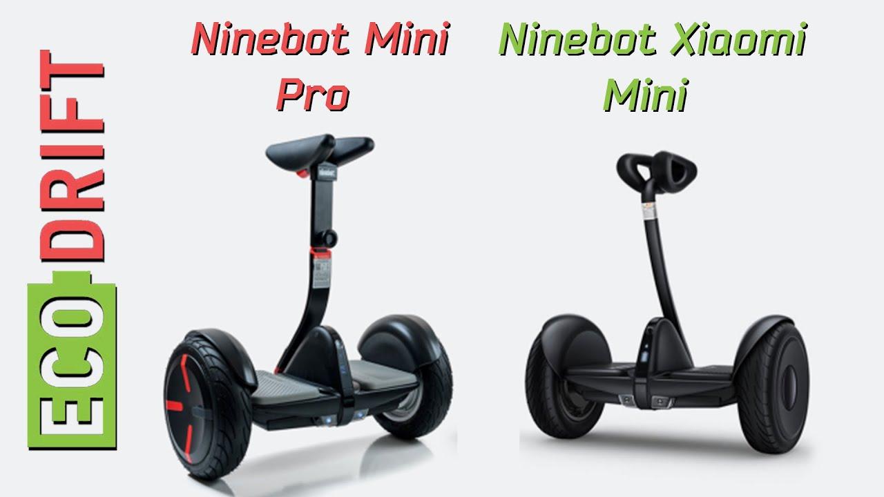 обзор ninebot mini