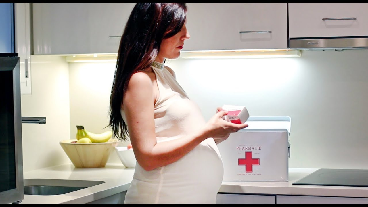 tos en embarazadas que tomar
