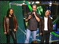 Capture de la vidéo Metallica's James, Lars & Kirk At Mtv Icon - Aerosmith (2002) [Tv Broadcast]