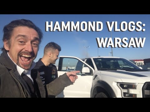 Richard Hammond has started vlogging!