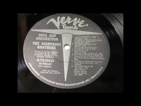 The Righteous Brothers - Soul and Inspiration - LP Vinyl Full Album