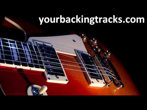 Slow Blues Backing Track in Bb / Jam Tracks & Blues Guitar BackTracks TCDG