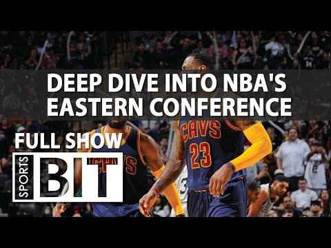 Sports BIT   NBA Eastern Conference Playoffs Preview   Friday, April 14
