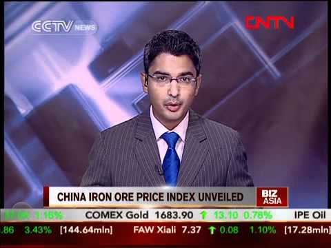 China Iron Ore Price Index is Unveiled