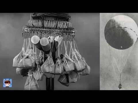 10個世界大戰中最搞笑最愚蠢又無用的武器 (上)