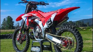 How Much Did My CR250 Cost?