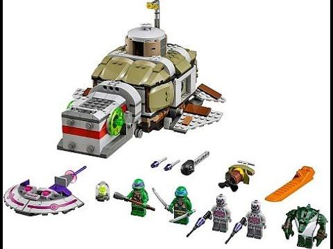 lego tortues ninja jeunes mutants lego jouets pour les. Black Bedroom Furniture Sets. Home Design Ideas