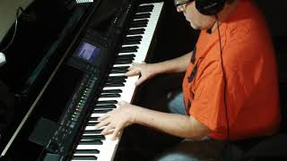 SAME OLE LOVE, Anita Baker, PIANO play along