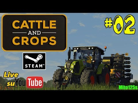 Cattle and Crops #02 Finalmente su Steam