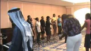 Coming Down by Baba Guti Ezekiel -  Performed by ZAOGA Forward in Faith Dubai Praise & Worship