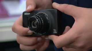 Nikon Coolpix S9200 Compact Digital Camera Demonstration