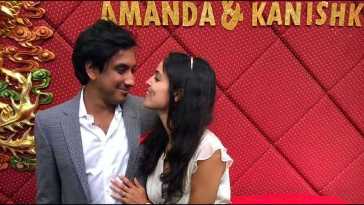 Dr Shashi Tharoors Son Kanishk Wedding Video