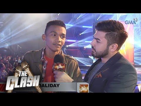 The Clash: Jong Madaliday makes North Cotabato proud!   Top 62