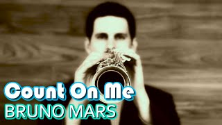 Bruno Mars - COUNT ON ME - Soprano Saxophone - BriansThing